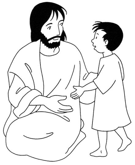 Accueillir un enfant au nom de Jésus