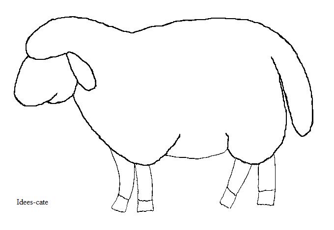 Mouton - Mouton en dessin ...
