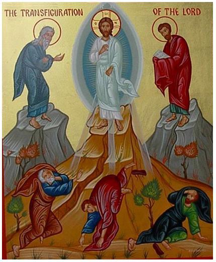 """Résultat de recherche d'images pour """"image transfiguration"""""""